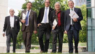 Stiftung Forum Bergbau und Wasser nimmt Arbeit auf