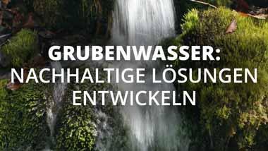Presseinformation Forum Bergbau und Wasser