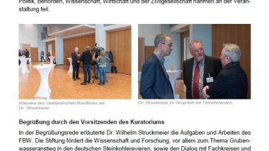 Dokumentation Dialogveranstaltung 07.02.2019 Saarbrücken